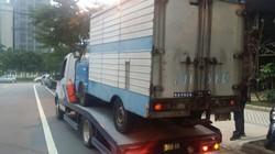 箱型車 道路救援